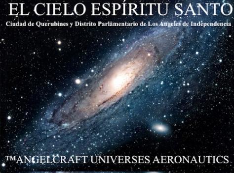 ™ANGELCRAFT UNIVERSES AERONAUTICS