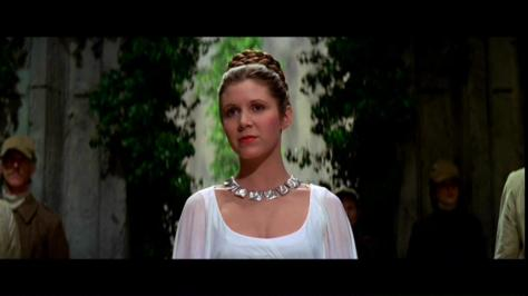 (AU) Star Wars The Rebel Princess Leia Organa later Queen Leia who helped defeat Democracy